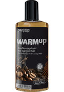 Warm Up Flavored Massage Oil Coffee...